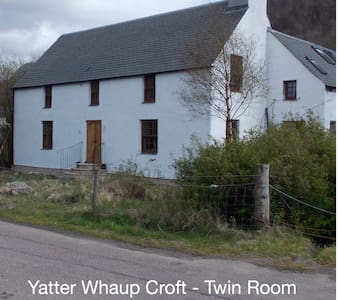 YatterWhaup Croft B&B - Twin Room - Glencoe - Penzion (B&B)