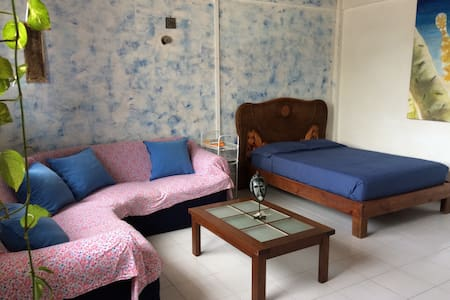 Cozy Studio 200m near the beach!! - Playa del Carmen - Appartement