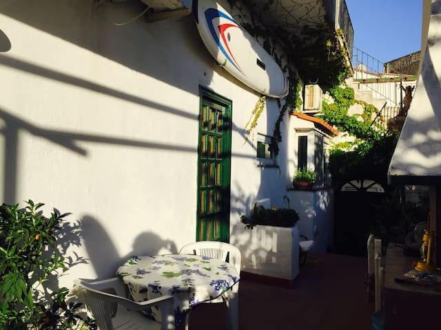 b.b ischia panoramic terrace