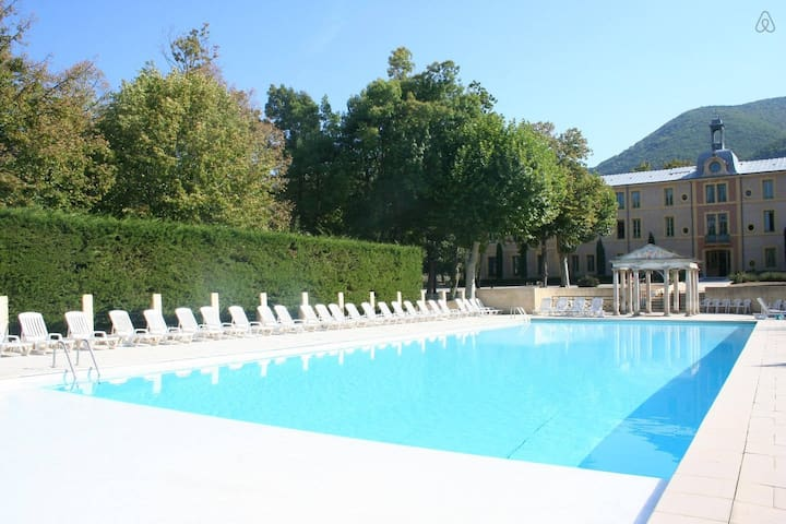 Appartement Provence Mont Ventoux - Montbrun-les-Bains - Apartemen