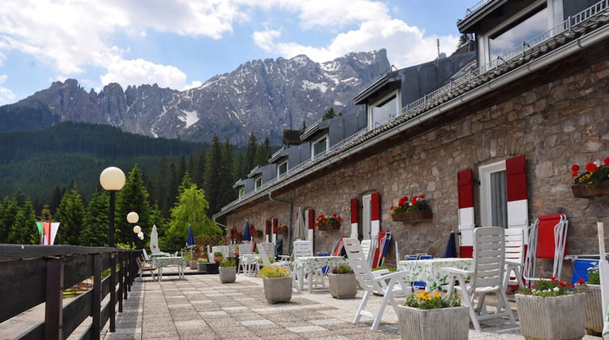 Appartamento nelle Dolomiti - Nova Levante - อพาร์ทเมนท์