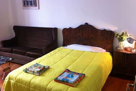 Habitación centro ciudad termal - Ourense