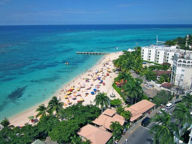 Million Dollar View/ Central 1BR - Montego Bay - Apartment