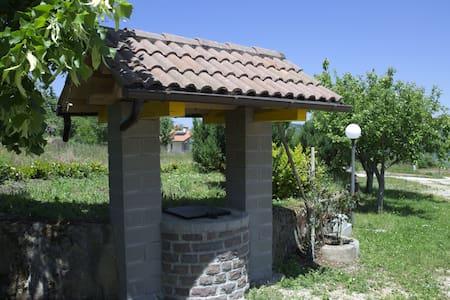 Villetta nel verde - Monolocale - - Bagno di Romagna