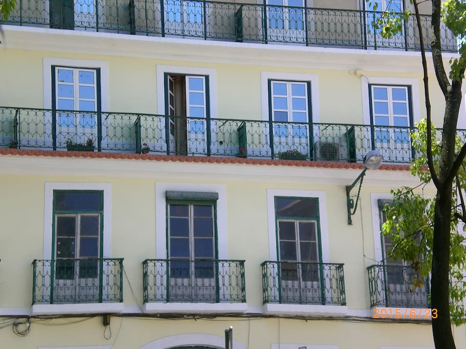 Nice double room chambres d 39 h tes louer lisboa for Chambre d hote nice