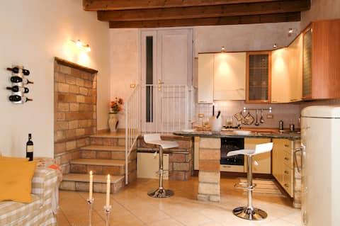 Antiche Rive apartments - Suer