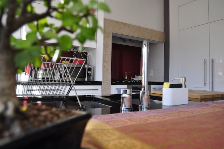 Last but not least, the kitchen. One of the most delicious places in our home.