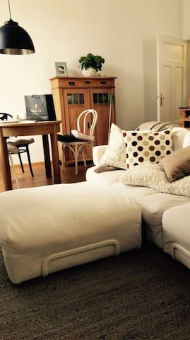 Cozy bright flat next to CityCentre - München - Wohnung
