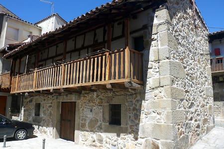Casa Rural La Chova - Piedralaves
