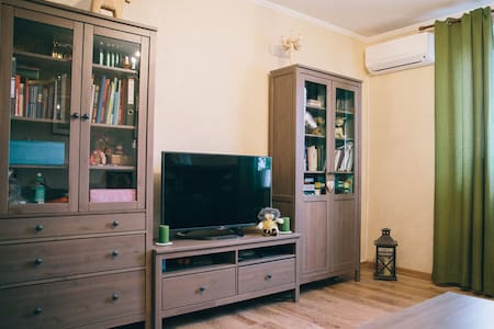 Cozy place in green Strogino area - Apartment
