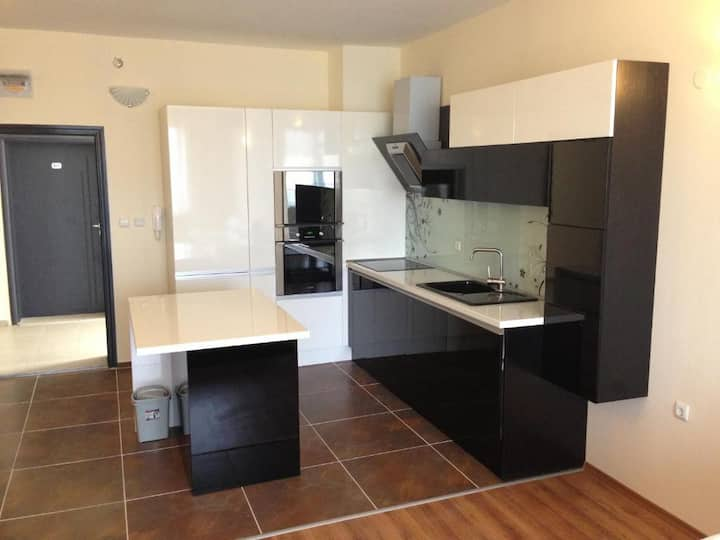 Deluxe apartment - Dilov Apartments Yalta
