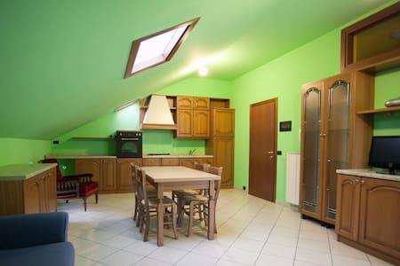 Appartamento con vista sulle montagne - Villa di Tirano