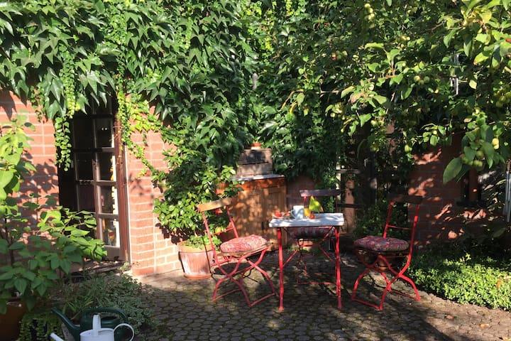 idyllisches Haus am Niederrhein in Kevelaer