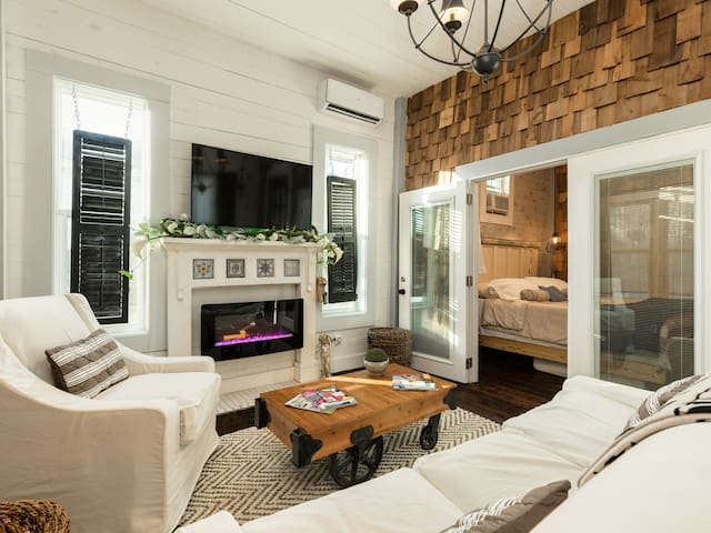 This exquisite space boasts serious style