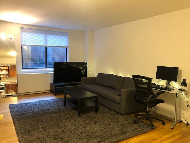 Spacious, Beautiful, Quiet Apt In Heart of Chelsea