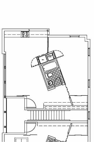 Top loft near everything