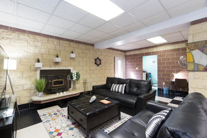 ☆Great Apt  DC Suburbs,Harbor, Joint Base Andrews☆