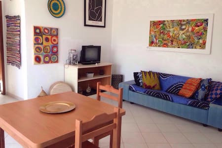 Double Room in Bright Spacious Flat - Santa Maria