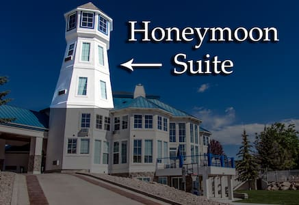 Honeymoon Lighthouse Suite - Garden City - Világítótorony
