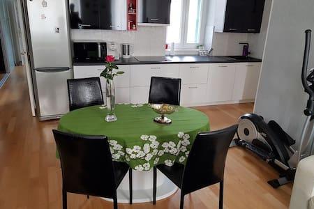 Stylish 3 bedroom + parking - 科佩尔(Koper) - 公寓
