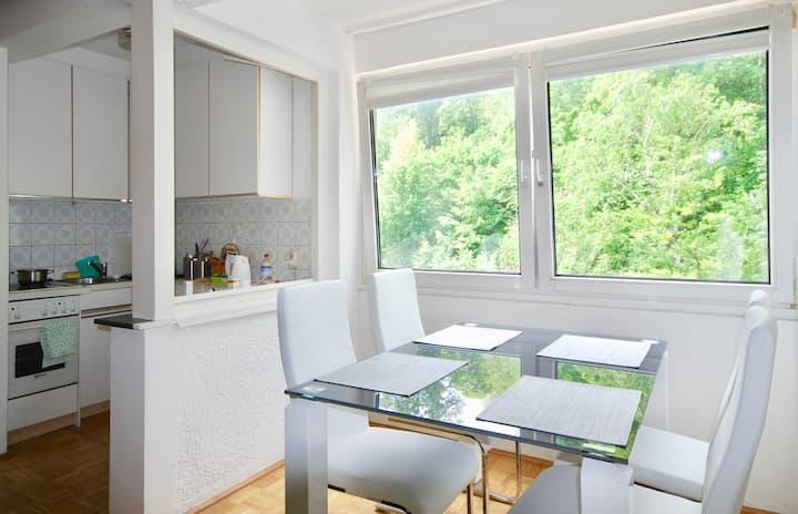 Apartment, 38 m² sehr Zentral mit Lift