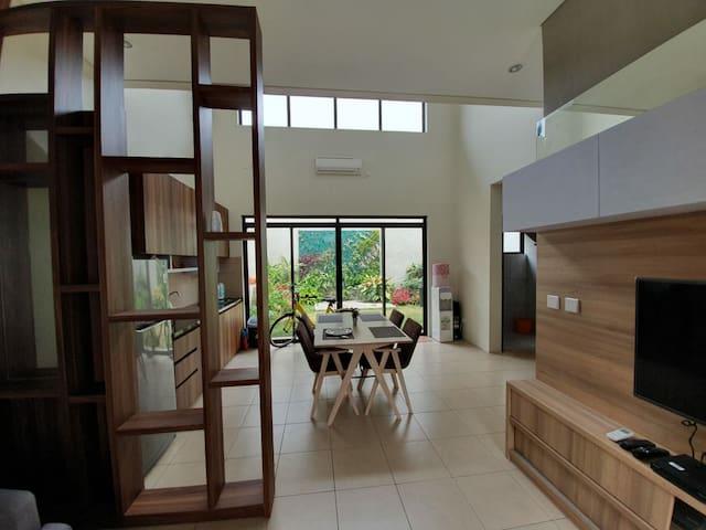 Rumah Adiba: Family Friendly, Kota Baru, Bandung