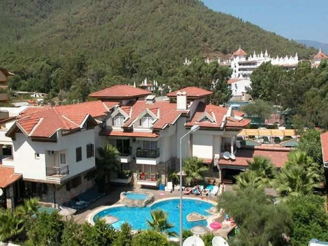 Cozy 1+1 Apartments in Marmaris Icmeler