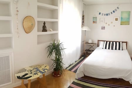 B&B SIARGAO PRIVED ROOM  FOR 4 PEOPLE - Madrid
