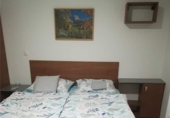 Apartman s bračnim krevetom (A4), okolica Zagreba