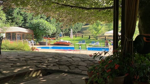 💙 Agroturismo Anziola,  relax en  San Sebastián 💙