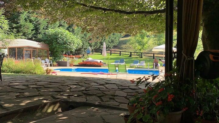 💙 Anziola, Naturaleza y relax en  San Sebastián 💙
