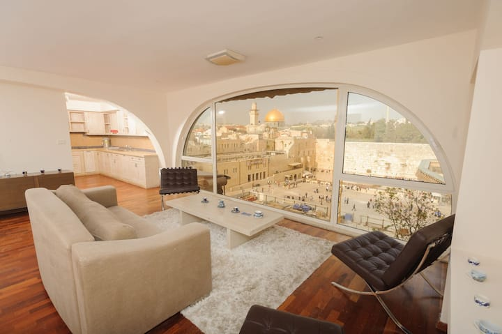 The Western Wall View apartment