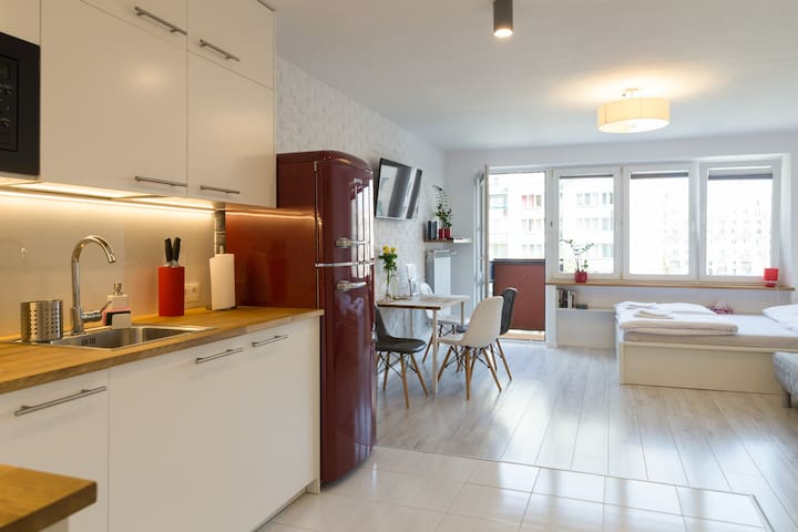 Lovely Apartment in the heart of Warsaw