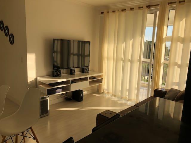 Apartamento completo, 2 qts. Barra Family Resort