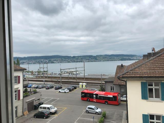 Wädenswil 3 Zimmer Wohnung genau bei Zürichsee