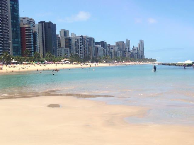 Suíte em Boa Viagem perto da praia - Recife - Apartmen