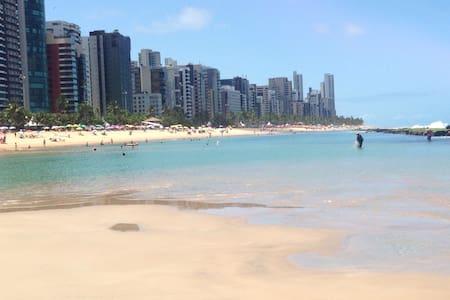 Suíte em Boa Viagem perto da praia - Recife - Daire