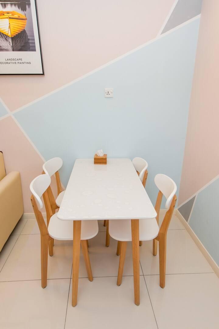 Pinstay Petit Suites @ Sutera Avenue, KK