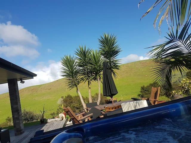 A home away from home - Kerikeri - บ้าน