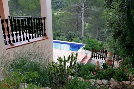 New and quiet house in the countryside near Palma