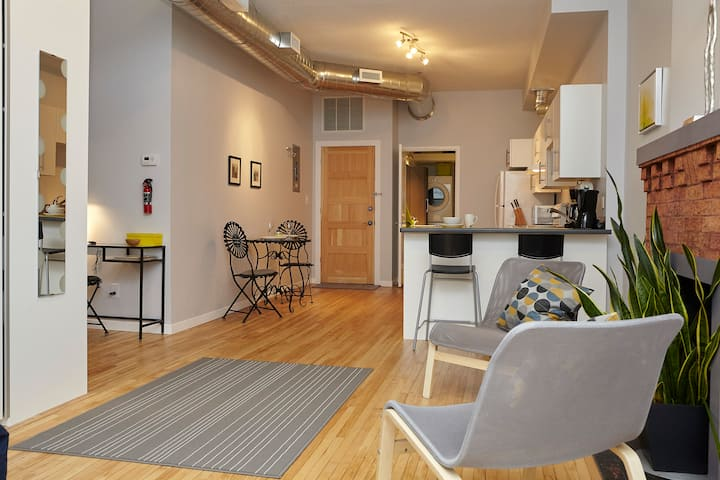 Downtown Core Studio Apartment