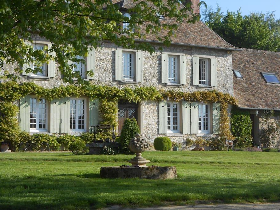 Les greniers de lili et capucine chambres d 39 h tes for Chambre d hote haute normandie