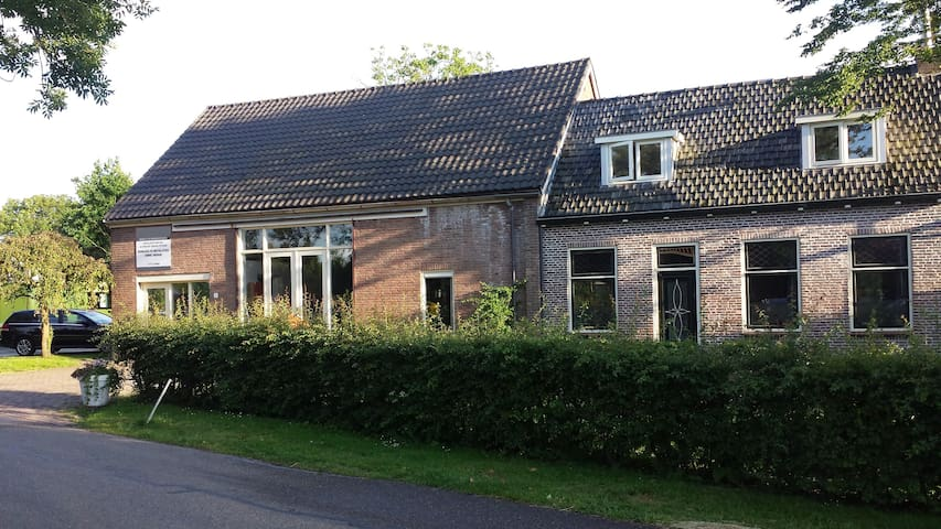 Lovely country house with garden - Oudelande - Hus