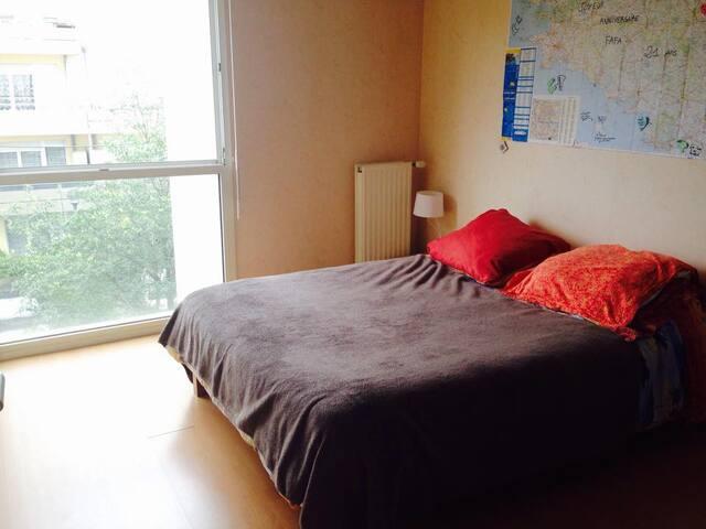 Confortable appartement à Rennes