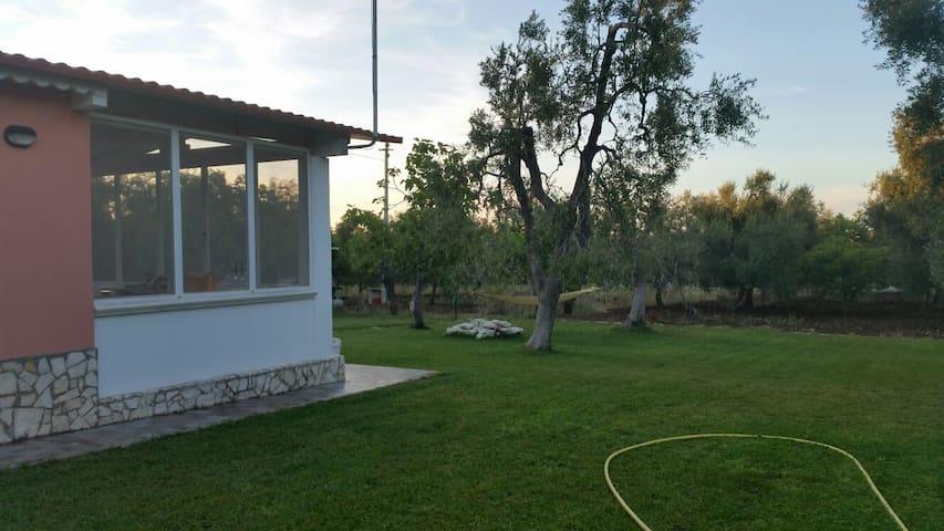 Graziosa villetta immersa nel verde - Defensola - Casa