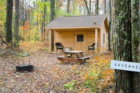 Glamping - Cozy Hut - Ardennen