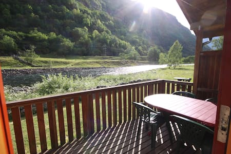 Cabin 8 - Aurland Valley - sleep 6 - Aurland - Cabanya