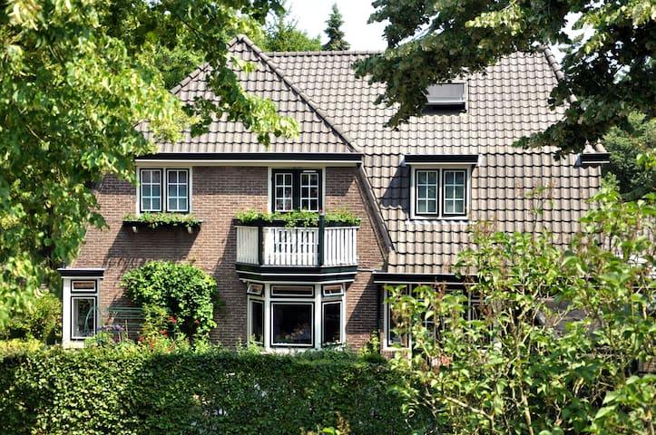 Vakantiewoning Utrechtse Heuvelrug - Driebergen-Rijsenburg - วิลล่า