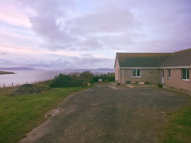 Entire home in Burray, Orkney