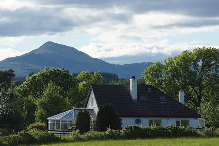 Tranquil setting, fabulous views - Stirling - Bed & Breakfast